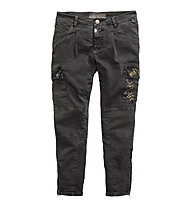 Timezone Alinda TZ Cargo Pants, Washed Black