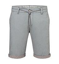 Timezone Slim JannoTZ Short - pantaloni corti - uomo, Grey