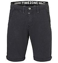 Timezone Marcus Chino - Hose kurz - Herren, Grey