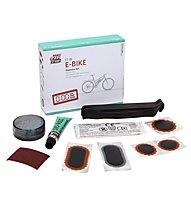 Tip Top Kit di riparazione per bici elettriche TT09 E-bike Rep.Set, Black
