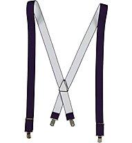 Tobby Braces Uni - Hosenträger - Herren, Violet