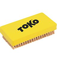 Toko Base Brush Copper - spazzola, Yellow