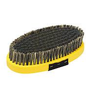 Toko Base Brush oval Steel Wire - spazzola setole acciaio, Yellow