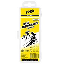 Toko Base Performance Yellow - Skiwachs, Yellow
