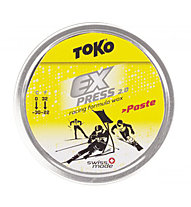 Toko Express Racing Pastenwax, Yellow/Grey