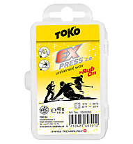 Toko Express Rub-On - Skiwachs, Yellow