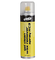 Toko Gel Clean Spray HC3 - Waxentfernergel, Yellow