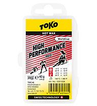 Toko High Performance Red - Skiwachs, Red