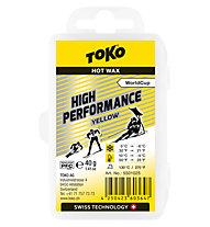 Toko High Performance Yellow - sciolina, 40 g
