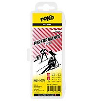 Toko Performance Red - Skiwachs, Red