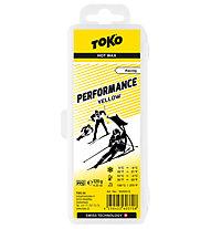 Toko Performance Yellow - Skiwachs, Yellow