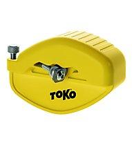 Toko Sidewall Planer - manutenzione sci, Yellow