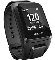 Tom Tom Runner 2 Cardio - orologio GPS, Black