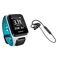 TomTom Set Runner 2 Cardio+Music + auricolari Sports Bluetooth