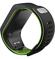 TomTom Runner 3 GPS-Uhr Multisport, Black/Green