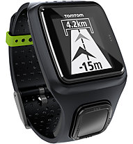 Tom Tom Runner GPS-Uhr, Black