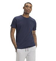 Tommy Jeans Original Jersey - T-Shirt - Herren, Blue