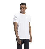 Tommy Jeans Original Jersey - T-Shirt - Herren, White