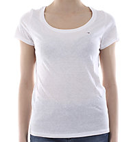Tommy Jeans Original Triblend - T-Shirt - Damen, White