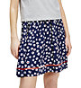 Tommy Jeans Printed Lace Trim - gonna - donna, Blue
