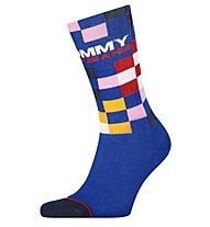Tommy Jeans TH Uni TJ Sock 1P Racercheck - Socken, Dark Blue