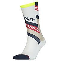Tommy Jeans TJ Disruptive 1P - Socken - Herren , White