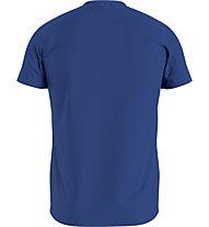 Tommy Jeans Tjm Chest Logo Tee - T-Shirt - Herren, Blue