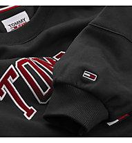 Tommy Jeans TJW Collegiate Logo Crew - Pullover - Damen , Black