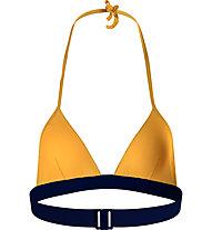 Tommy Jeans Triangle Fixed - Bikinioberteil - Damen, Yellow