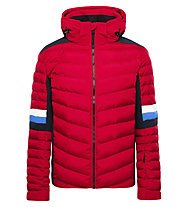 Toni Sailer Curt - giacca da sci - uomo, Red