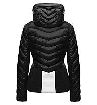 Toni Sailer Edie - Skijacke - Damen, Black/White
