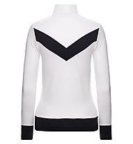 Toni Sailer Maglia sci Mollie, Bright White/Black