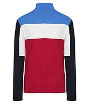 Toni Sailer Raoul - maglia sci - uomo, Light Blue/Red
