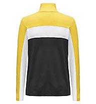 Toni Sailer Spencer - Skipullover - Herren, Yellow/Black