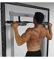 Toorx 3 in 1 door chin pull - barra trazione da porta, Black