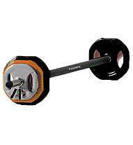 Toorx Bilanciere Body Pump Set 20 kg, Black