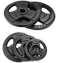 Toorx DGN - Gewichte, Black