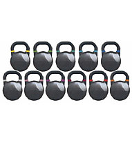 Toorx Competition - Kettlebell, Black