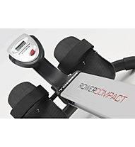 Toorx Vogatore Rower Compact, Black