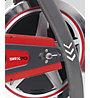 Toorx SRX 70 Speedbike-Heimtrainer, Grey/Red