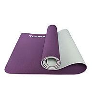 Toorx Yoga Pro - Gymnastikmatte, Red