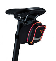 Topeak Aero Wedge iGlow Satteltasche, Black