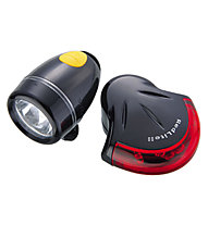 Topeak High Lite Combo II, Black