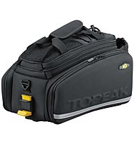 Topeak MTX TrunkBag DXP - Gepäckträgertasche, Black