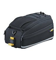 Topeak MTX TrunkBag EX Gepäckträgertasche, Black