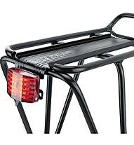 Topeak Redlite Aura Fahrrad-Rücklicht, Red/Black
