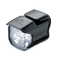 Topeak WhiteLite Race - luce LED anteriore, Black