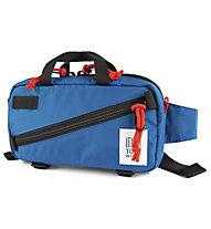 Topo Designs Mini Quick Pack - Hüfttasche, Blue/Blue