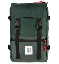 Topo Designs Rover Pack - Rucksack, Dark Green