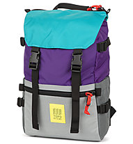 Topo Designs Rover Pack - Rucksack, Violet/Grey